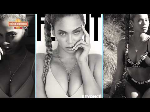 Beyonce Strips Down For a Sexy Bikini Shoot in the Bahamas - Splash News
