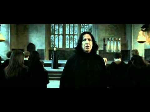 Babbling, Bumbling Band of Baboons -- Harry Potter; GOF ... Dumbledore Vs Snape