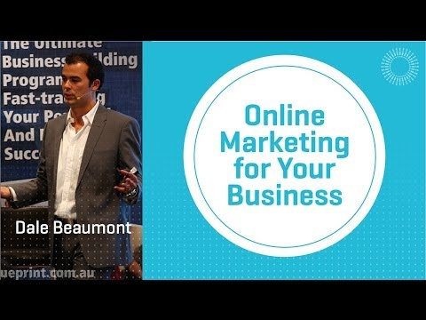 Business blueprint white sands pro media social media video businessblueprint taken from a live business blueprint event business mentor dale beaumont discusses the importance of having a great website for malvernweather Image collections
