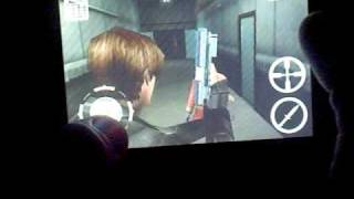 Resident Evil for iPhone and iPod Touch
