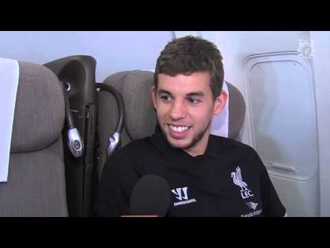 Getting to know Jon Flanagan