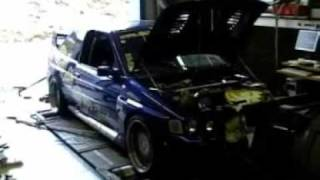 Gabat Escort Cosworth mapping by Andreas