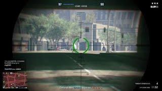 Grand Theft Auto V Funny kill