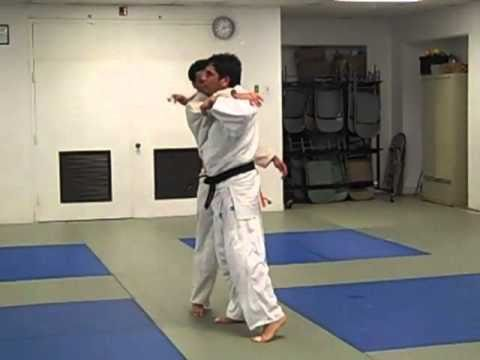 Tamiami judo ( sensei Paul's koshi-guruma demonstration) Image 1