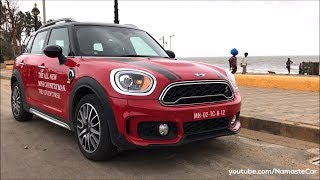 Mini Countryman Cooper S JCW Inspired F60 2018 | Real-life review