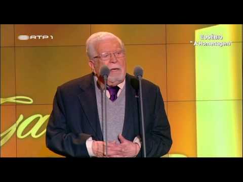 Artur Agostinho - Homenagem a Eusébio
