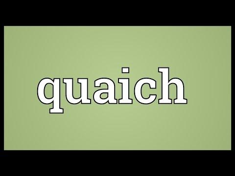 Header of quaich
