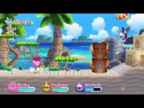 Kirby's Return to Dreamland - Episode 3