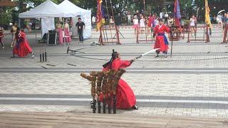 Korean traditional matial arts ???? ???? ??24?(??) 3.