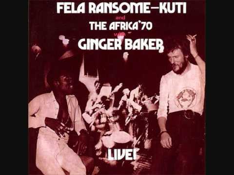 Fela Kuti - Black Mans Cry