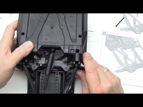 Axial Yeti Build Video #28
