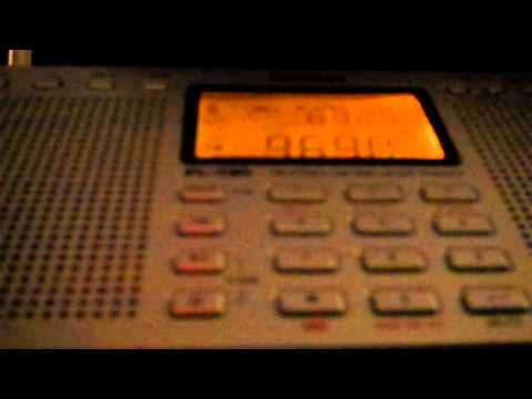Shortwave - 9690mhz - China Radio International - 03:55 UTC