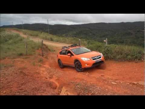 Subaru XV 2013 Offroad Test