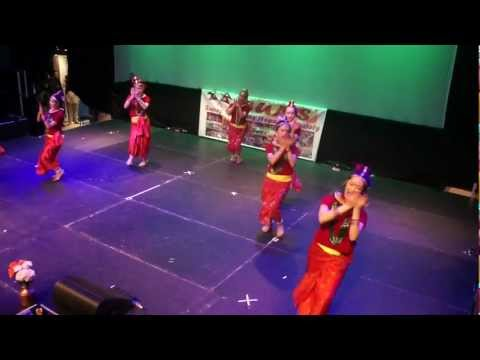 Inter Uni Nepalese Dance Competition, (Brunel University Nepalese Society) BUNS