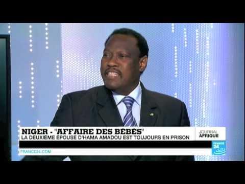 France24 : Hama Amadou S'explique Sur Son Exil