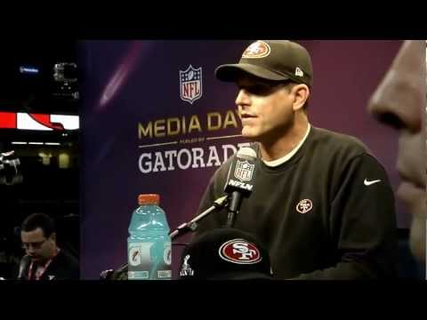Jim Harbaugh and David Akers of the San Francisco 49ers share their story