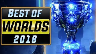 Worlds 2018 (League of Legends) | Best Plays Montage