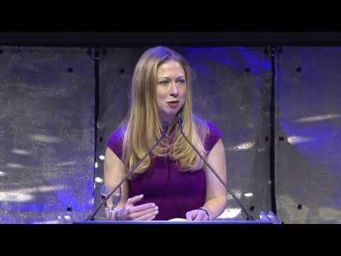 Chelsea Clinton on ZeroConference 2013