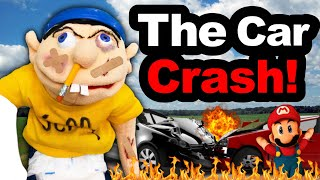 SML YTP: The Car Crash!