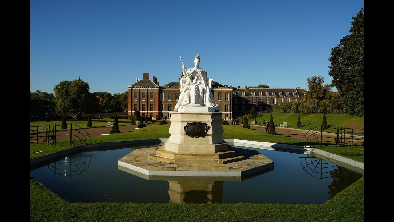 London england kensington gardens hyde park for Kensington park