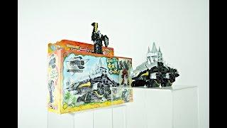 Review DX Kishiryu Milleneedle 騎士竜ミルニードル