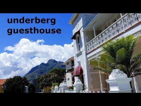 Huwelijksreis.travel on the road:  Underberg Guesthouse Kaapstad Zuid-Afrika