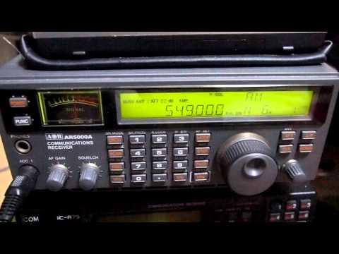 [MW-AM]Russia, Radio Mayak(549kHz) sign off.