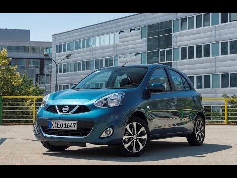 Nissan Micra March 2014 Youtube