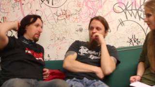 SONATA ARCTICA Interview - Part 1