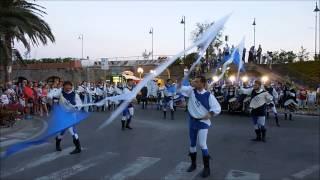 Nastri Musici Sbandieratori Sestieri di Lavagna