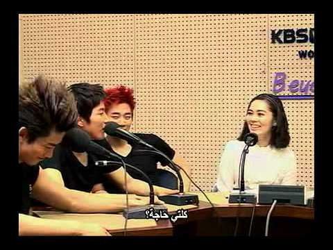 KBS WORLD Radio Arabic Interview with 2pm Part-1