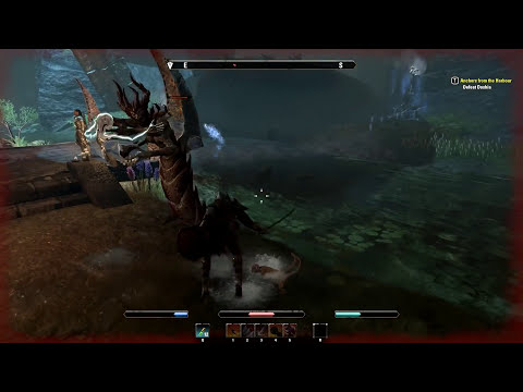 The Elder Scrolls Online Gameplay Walkthrough Part 42 - PC Ultra Settings Review Playthrough