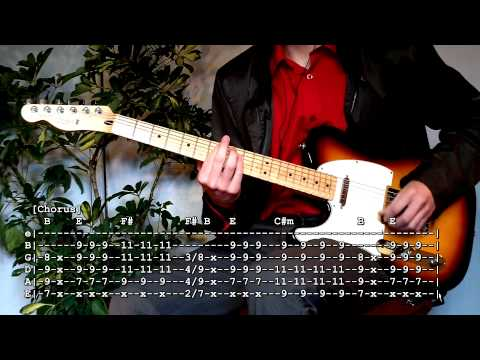 Requiem for O.M.M.2 (Of Montreal guitar tutorial with tabs) - Jorge Orellana