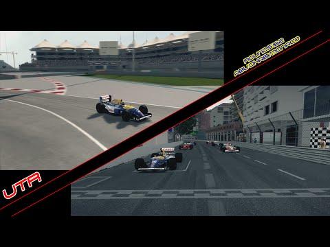 UTR Legends Season 3 Rounds 1 & 2 (Abu Dhabi/Monaco)