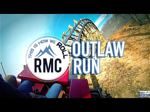 """Rocky Mountain Construction """"OUTLAW RUN"""" 2015 Promotional Video"""