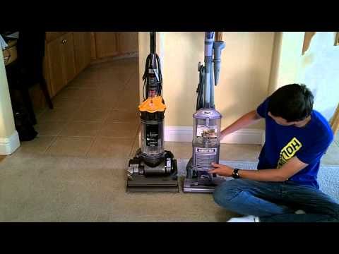 Dyson DC33 Vs. Shark Navigator Lift-Away