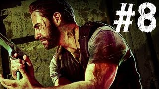 Max Payne 3 - Gameplay Walkthrough - Part 8 - JUMPING ROOFTOPS (Xbox 360/PS3/PC) [HD]