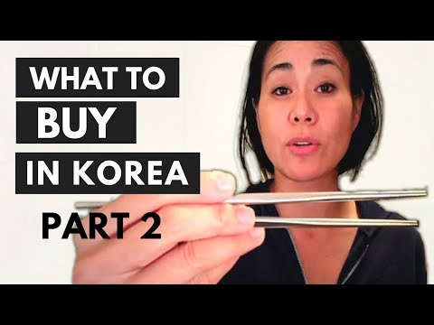 What to Buy in Korea ♥ Korea Travel Guide (Part 2 of 2) ♥