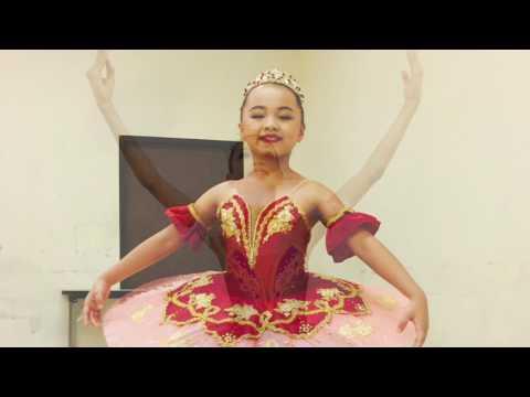 My Ballerina at Pointstudio