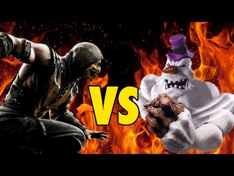 Mortal Kombat X And Clayfighter News! video