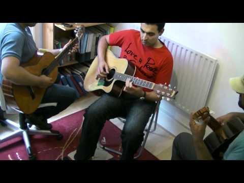 Kuch Kuch Hota Hai acoustic trio