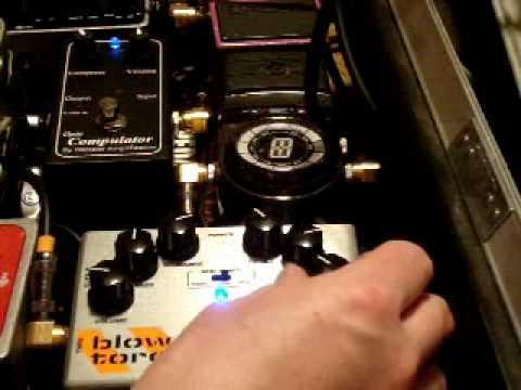 Part 1: MXR Blowtorch Bass Fuzz Demo