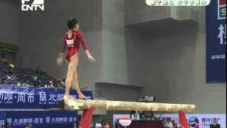 Zeng Siqi BB EF 2011 Chinese Nationals