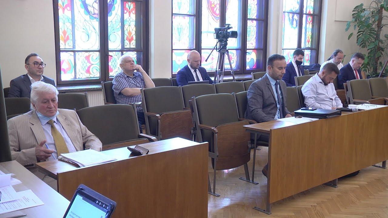XLIV sesja Rady Miejskiej, część I
