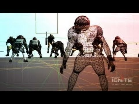 EA Sports Ignite Engine - Human Intelligence Trailer