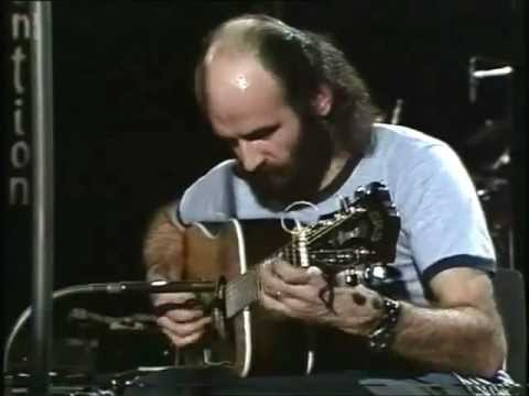 Dan Ar Braz (Fairport) : Dan's Acoustic Thing (live 1976)
