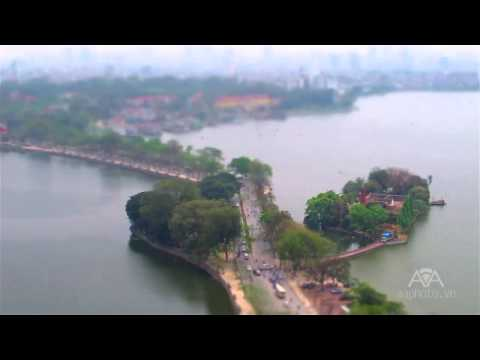 Travel Hanoi Vietnam - Beauty and Peace [HD]
