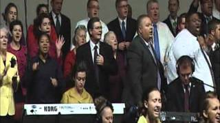 "KY Mass Choir singing ""The Blood Still Works"" UPCI General Conference 2011"
