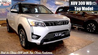 XUV 300 Detailed Walkaround Review with Price,Features | XUV300 Top Model W8O