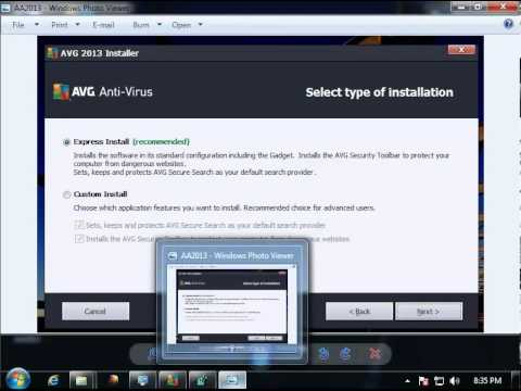How to Uninstall AVG Anti-Virus 2013